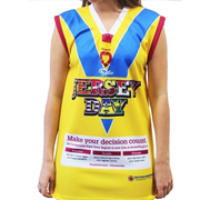 Jersey Day AFL Jersey Front