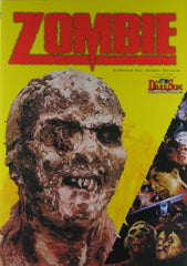 Zombie Book edited by Allan Brice.  FREE SHIPPING in U.S.!