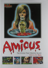 Amicus Book, The Studio That Dripped Blood.  FREE SHIPPING in U.S.!