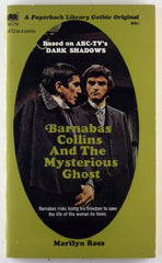 Barnabas Collins and the Mysterious Ghost