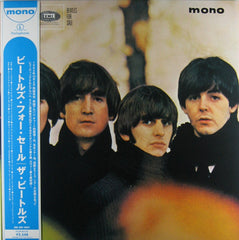 Beatles For Sale - TOJP-60134 Mono - Japanese Pressing