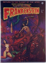 Castle of Frankenstein #23