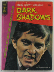 Dark Shadows Story Digest Magazine