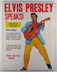 Elvis Presley Speaks! - 1956