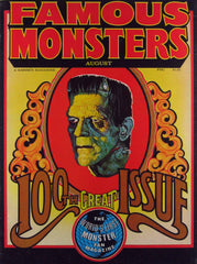 Famous Monsters of Filmland #100