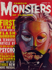 Famous Monsters of Filmland #010