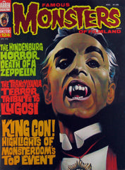 Famous Monsters of Filmland #124