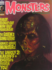Famous Monsters of Filmland #127