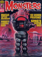 Famous Monsters of Filmland #133
