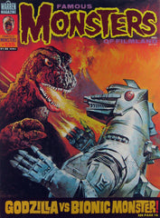 Famous Monsters of Filmland #135