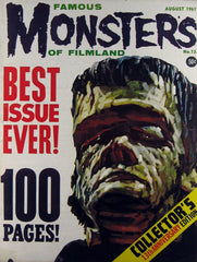 Famous Monsters of Filmland #013
