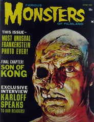 Famous Monsters of Filmland #023