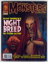 Famous Monsters of Filmland #252 - Nightbreed