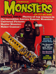 Famous Monsters of Filmland #032