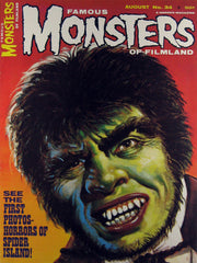 Famous Monsters of Filmland #034