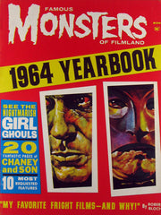 Famous Monsters Yearbook 1964