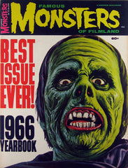 Famous Monsters Yearbook 1966