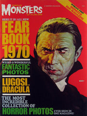 Famous Monsters Yearbook 1970