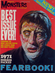 Famous Monsters Yearbook 1971