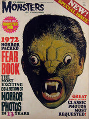 Famous Monsters Yearbook 1972