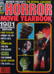 Famous Monsters Yearbook 1981