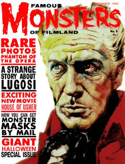 Famous Monsters of Filmland #009
