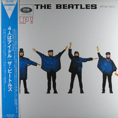 Help! - TOJP-60135 Stereo - Japanese Pressing