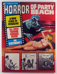 Horror of Party Beach - 1964 - Warren