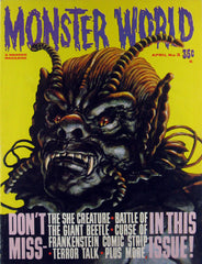 Monster World #03 - April 1965