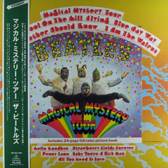 Magical Mystery Tour - TOJP-60144 Stereo - Japanese Pressing