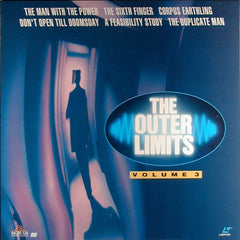 Outer Limits, The - Vol. 3 - Box Set