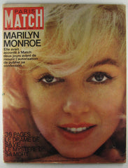 Paris Match #697 - 08/18/1962