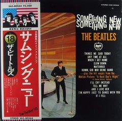 Something New - EAS-80564 Stereo -  Japanese Pressing