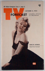 TV Forecast October 4, 1952