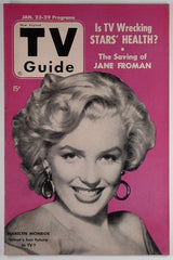 TV Guide Jan 23-29, 1953
