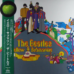 Yellow Submarine - TOJP-60141 Stereo - Japanese Pressing