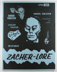 Zacher-Lore #02 - April 1989