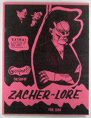 Zacher-Lore #03 - February 1990
