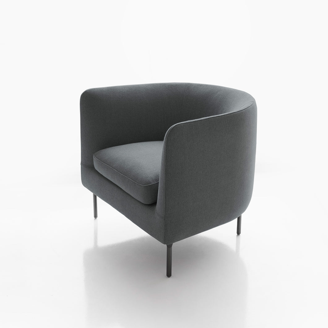 Delta Club Chair in Fabric