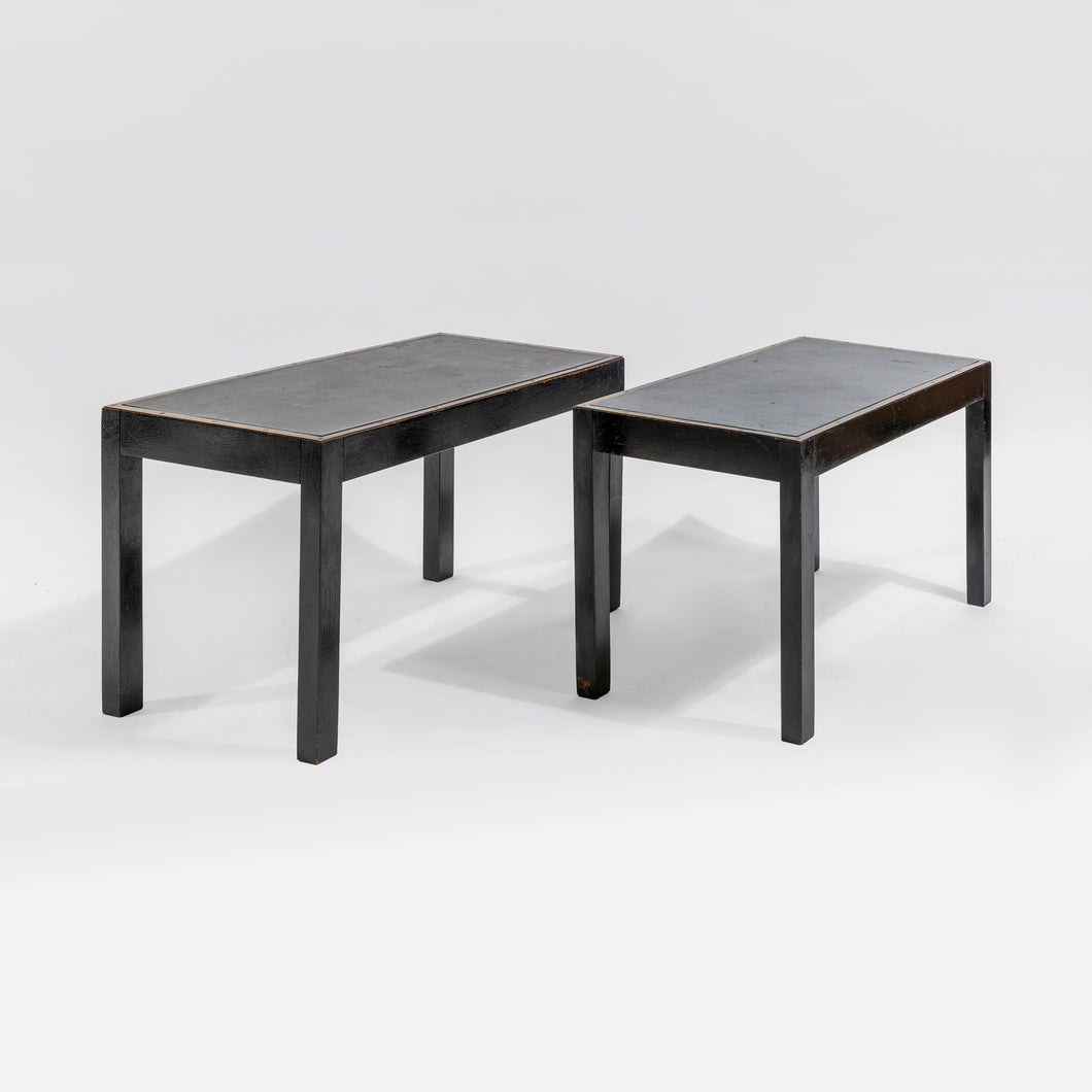Danish Cabinetmaker Side Tables