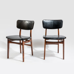 Gustav Bertelsen Dining Chairs