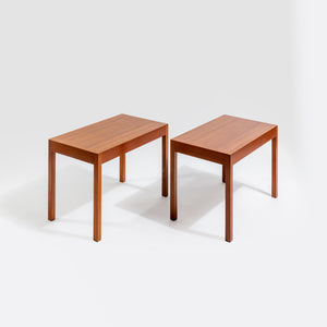 Hans J. Wegner Side Tables