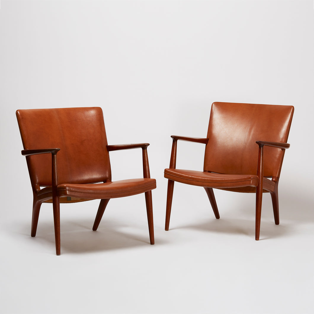 Jacob Kjær Pair of Armchairs