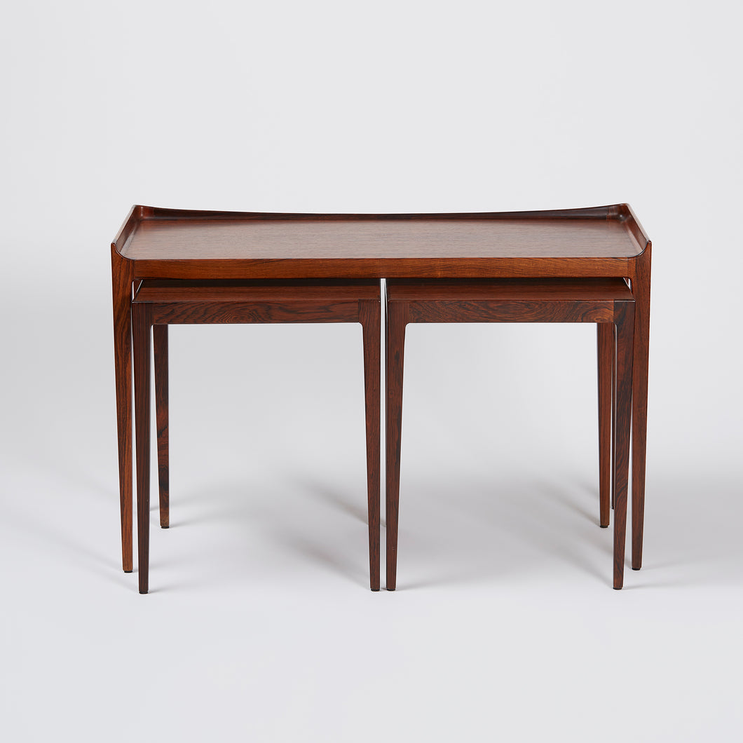 Kurt Ostervig Nesting Tables