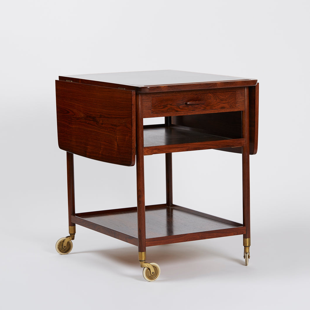 Ludvig Pontoppidan Serving Cart