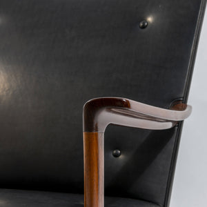 Ole Wanscher Low Armchair