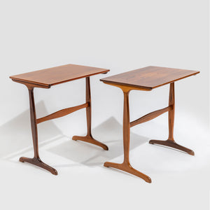Ole Wanscher Side Tables