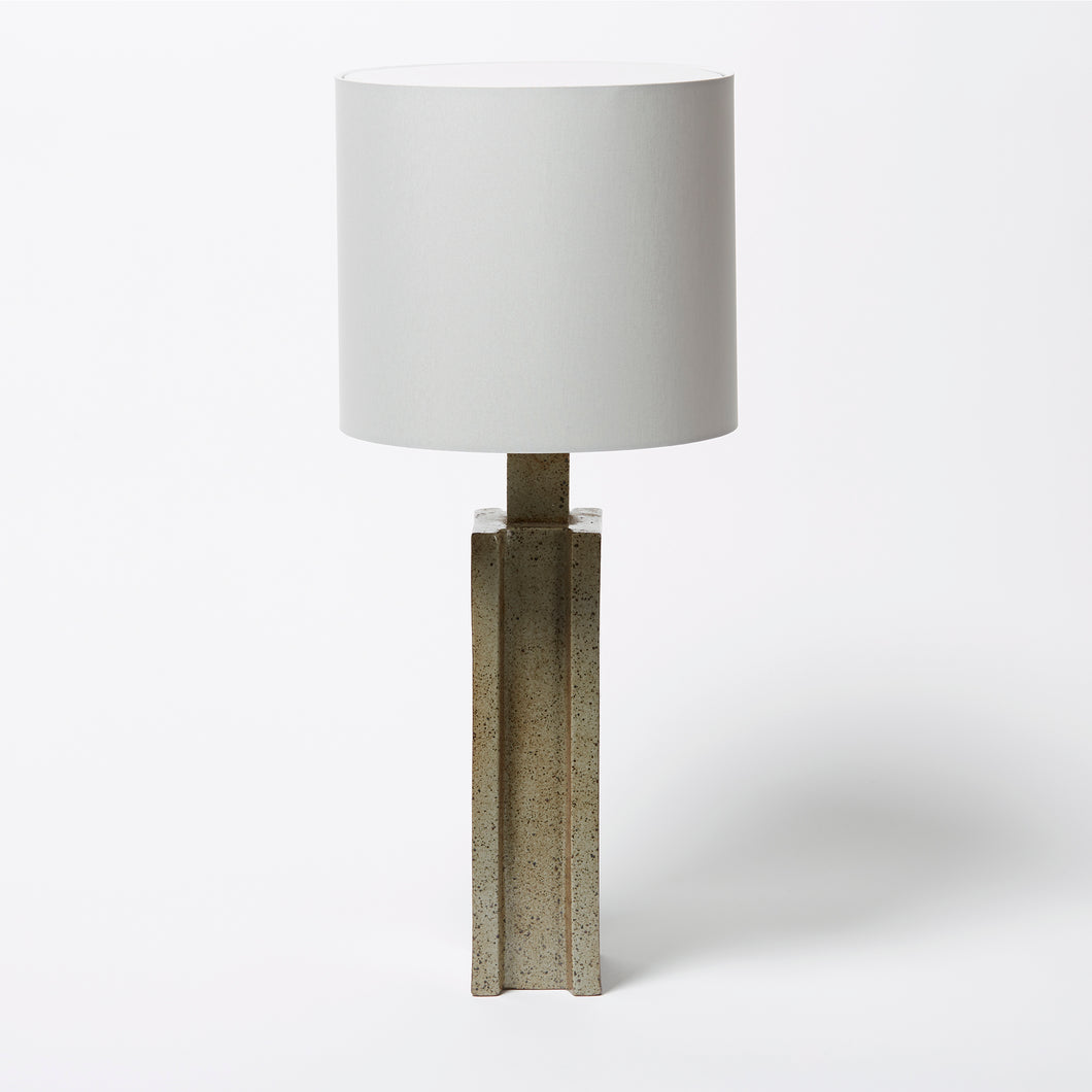 Palshus Slab Ceramic Lamp