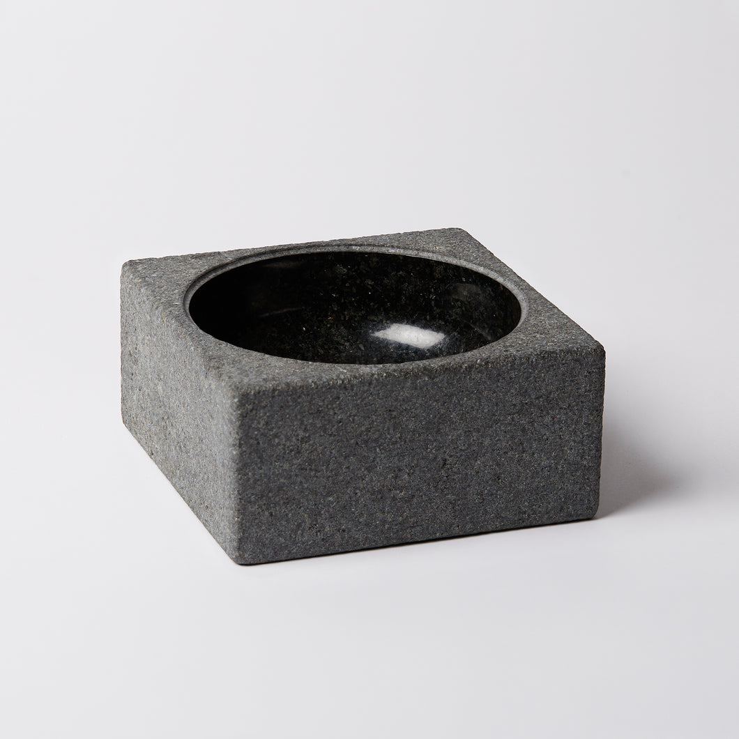Poul Kjærholm PK Bowl in Granite