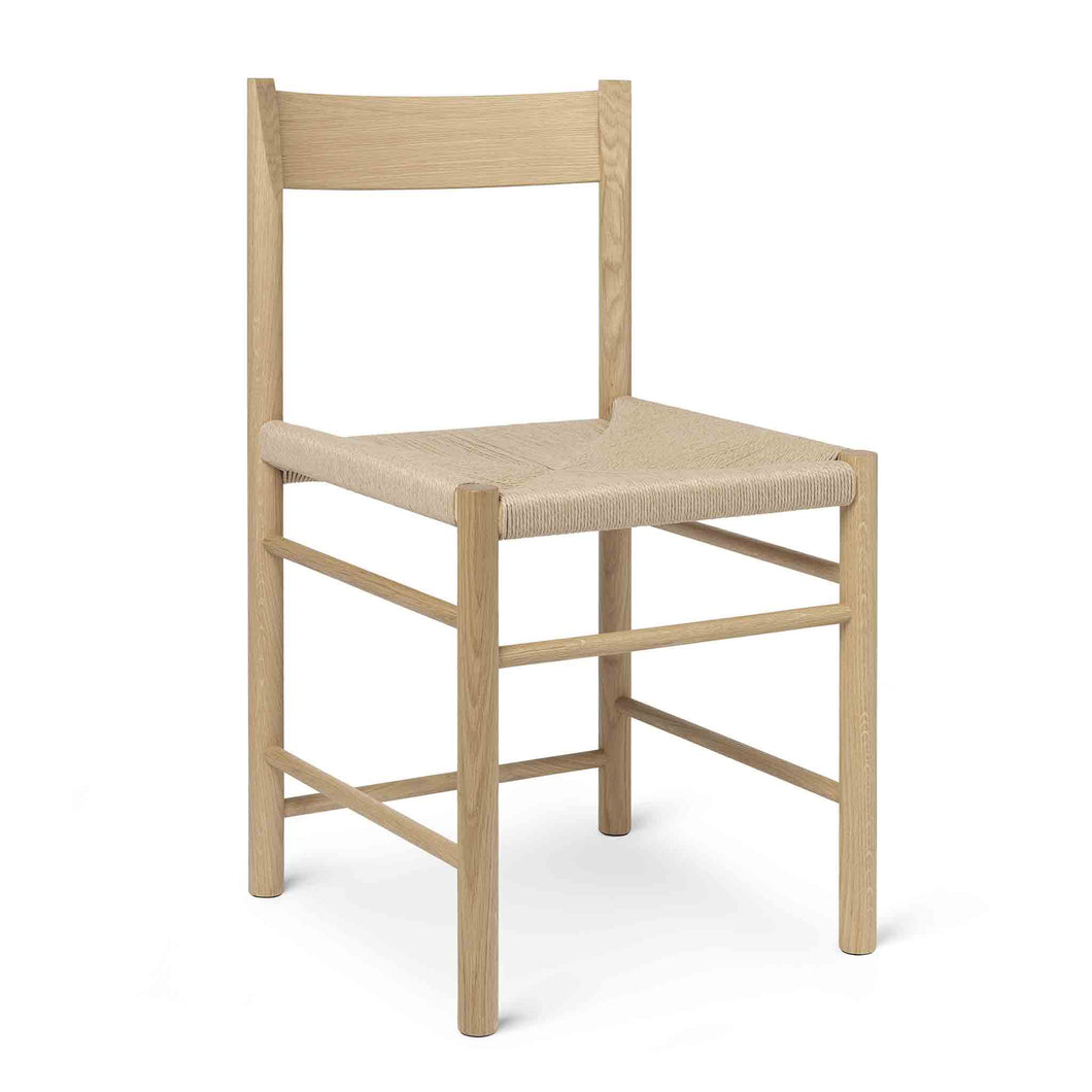 F Chair without Armrest